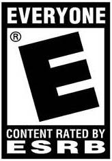 ESRB-RATING E for EVERYONE
